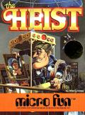 The Heist Commodore 64 Front Cover