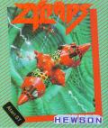 Zynaps Atari ST Front Cover