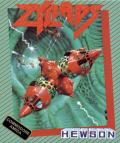 Zynaps Amiga Front Cover