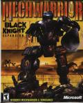 MechWarrior 4: Black Knight Windows Front Cover