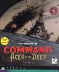 Command: Aces of the Deep Windows Front Cover