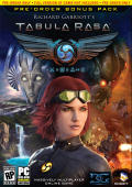 Richard Garriott's Tabula Rasa (Pre-Order Bonus Pack) Windows Front Cover