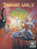 Dragon's Lair II: Time Warp DOS Front Cover