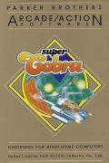 Super Cobra Atari 8-bit Front Cover