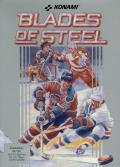 Blades of Steel Commodore 64 Front Cover