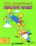 The Simpsons Commodore 64 Front Cover