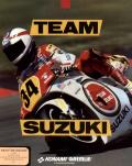 Team Suzuki Amiga Front Cover