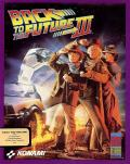 Back to the Future Part III Amiga Front Cover