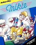 Mikie Commodore 64 Front Cover