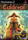 Culdcept PlayStation 2 Front Cover