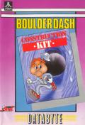 Boulder Dash: Construction Kit Atari 8-bit Front Cover