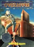 Crossfire Commodore 64 Front Cover