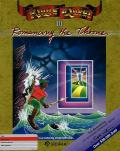 King's Quest II: Romancing the Throne Apple II Front Cover