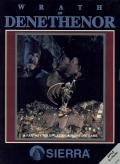 Wrath of Denethenor Apple II Front Cover