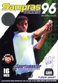 Pete Sampras Tennis 96 Genesis Front Cover