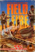 Field of Fire Commodore 64 Front Cover