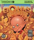 Bonk's Adventure TurboGrafx-16 Front Cover