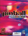 Pinball Illusions Amiga Front Cover