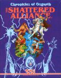 Chronicles of Osgorth: The Shattered Alliance Apple II Front Cover