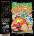 Super Cars II Amiga Front Cover
