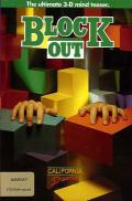 Blockout Amiga Front Cover