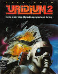Uridium 2 Amiga Front Cover