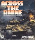 Across the Rhine DOS Front Cover