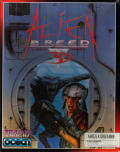 Alien Breed 3D Amiga Front Cover