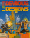 Devious Designs Amiga Front Cover