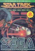 Star Trek: Strategic Operations Simulator VIC-20 Front Cover