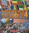 Empire Soccer 94 DOS Front Cover