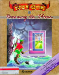 King's Quest II: Romancing the Throne Apple IIgs Front Cover