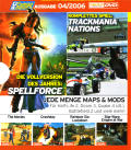 TrackMania Nations ESWC Windows Front Cover