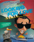 Leisure Suit Larry Goes Looking for Love (In Several Wrong Places) Amiga Front Cover