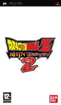Dragon Ball Z: Shin Budokai - Another Road PSP Front Cover