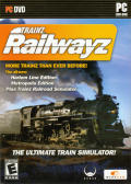 Trainz Railwayz Windows Front Cover
