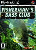 Fisherman's Bass Club PlayStation 2 Front Cover