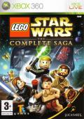 LEGO Star Wars: The Complete Saga Xbox 360 Front Cover