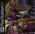 Sol Divide PlayStation Front Cover