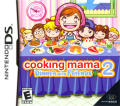 Cooking Mama 2: Dinner with Friends Nintendo DS Front Cover