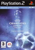 UEFA Champions League 2006-2007 PlayStation 2 Front Cover