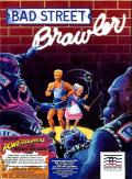 Bad Street Brawler DOS Front Cover