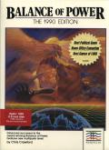 Balance of Power: The 1990 Edition Apple IIgs Front Cover