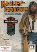Harley-Davidson: The Road to Sturgis Atari ST Front Cover