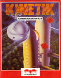Kinetik Commodore 64 Front Cover