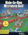 Hole-In-One Miniature Golf Deluxe! DOS Front Cover