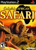 Cabela's African Safari PlayStation 2 Front Cover