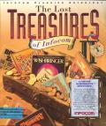 The Lost Treasures of Infocom II DOS Front Cover