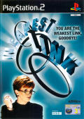 Weakest Link PlayStation 2 Front Cover