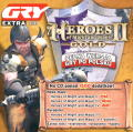 Heroes of Might and Magic II: Gold Windows Front Cover